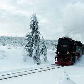 Andreas Levi - Brockenbahn, Harz