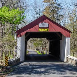 Bill Cannon - Cabin Run Covered Bridge - Bucks County Pa