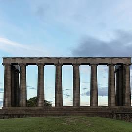 Joana Kruse - Calton Hill - Edinburgh