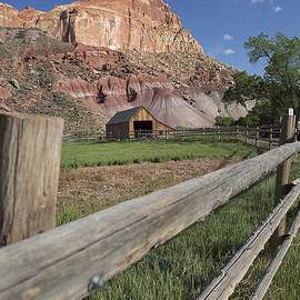 Capitol Reef National Park by Jim West