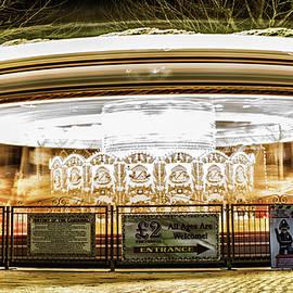 Carousel - Martin Newman