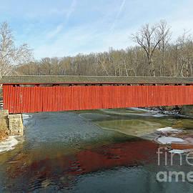 Steve Gass - Cataract Indiana Covered Bridge