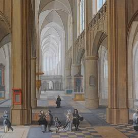 Pieter Neeffs - Cathedral