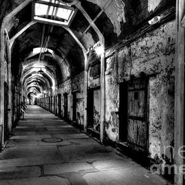 Cell Block  by Paul W Faust - Impressions of Light
