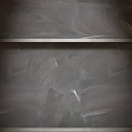 Chalkboard Closeup - Allan Swart