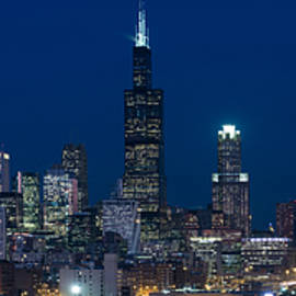 Steve Gadomski - Chicago Panorama