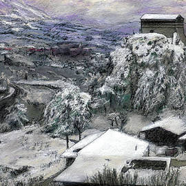 Randy Sprout - Chiesa San Vito In The Snow