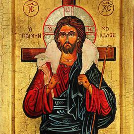 Ryszard Sleczka - Christ The Good Shepherd