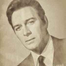 Christopher Plummer, Vintage Actor by John Springfield - John Springfield