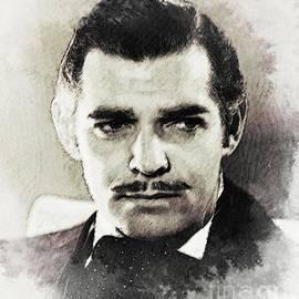 Clark Gable, Vintage Actor - John Springfield