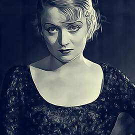 Constance Bennett, Vintage Actress - John Springfield