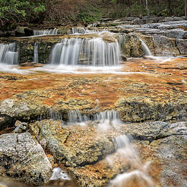 Cool Mountain Stream by Bill Wakeley
