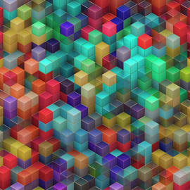 Cubed by Jack Zulli
