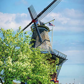 Nick Zelinsky - De Zwaan Windmill
