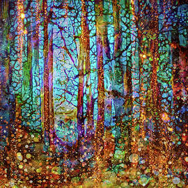 Deep in the woods by Lilia D