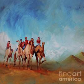 Desert Runners by Gull G