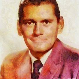 Sarah Kirk - Dick York, Vintage Hollywood Actor