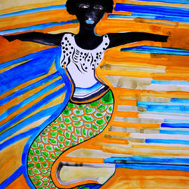 Gloria Ssali - Dinka Mermaid - South Sudan