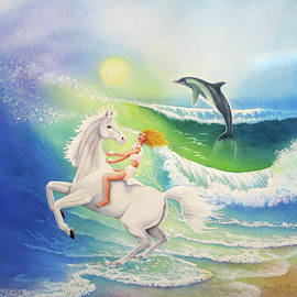 Beverly Martin - Dolphin Wave