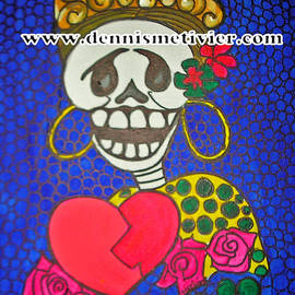 Dying Heart by Dennis  Metivier