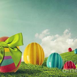 Easter Eggs by Carlos Caetano