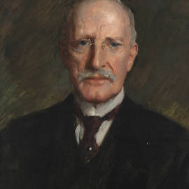 Edward Guthrie Kennedy by William Merritt Chase