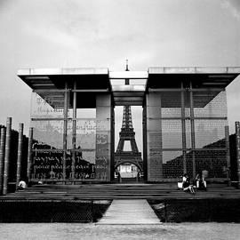 Eiffel Tower  by Cyril Jayant