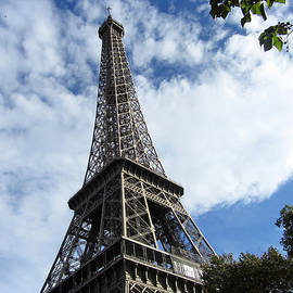 Eiffel Tower by Sierra Vance