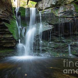 Elakala Falls  by Michael Ver Sprill