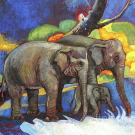 Manjula Karunathilaka - Elephant Family