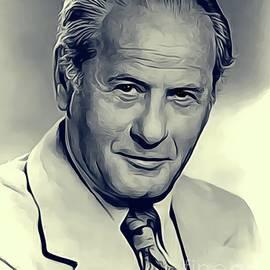 Eli Wallach, Vintage Actor - John Springfield