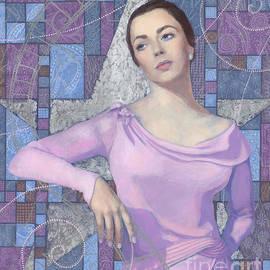 Elizabeth Taylor by Julia Khoroshikh