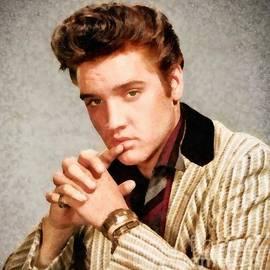 Elvis presley by John Springfield - John Springfield