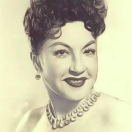 Ethel Merman, Vintage Entertainer - John Springfield