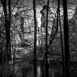 Externsteine Teutoburger Wald by Colin Utz