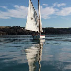 Brian Roscorla - Falmouth Oyster Boat
