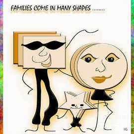Families by Iris Gelbart