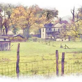 Priscilla Burgers - Farm Memories