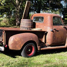 Farm Truck by Jeff Roney