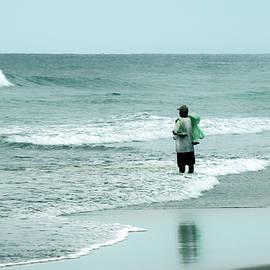 Fisherman - Costa del Sol - El Salvador I
