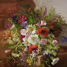 Adelheid Dietrich - Floral Still Life