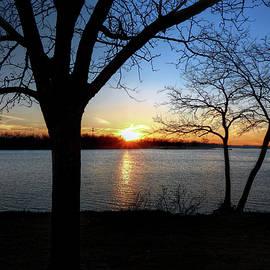 Pat Cook - Ford Lake Sunset