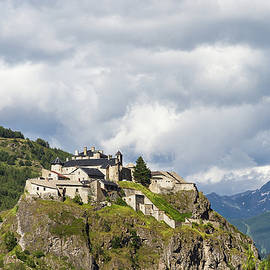 Paul MAURICE - Fort Queyras #V - French Alps