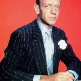 Fred Astaire Hollywood Legend - Mary Bassett