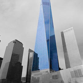 Freedom Tower by Juergen Weiss