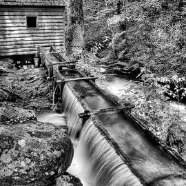 From the Old Mill Days by Paul W Faust -  Impressions of Light
