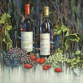 Paul Henderson - Fruit of the Vine