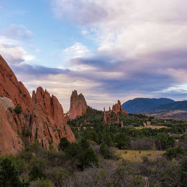 Garden Of The Gods - Colorado Springs by Brian Harig