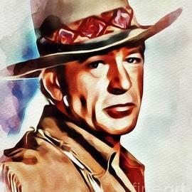 Gary Cooper, Vintage Movie Star - John Springfield