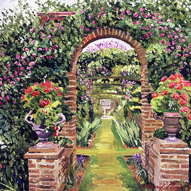 David Lloyd Glover - Gateway Of Brick